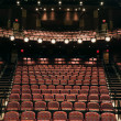 Empty Seats in Theater — Stock Photo #9364622