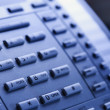 Telephone keypad. — Stock Photo