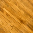 Hardwood floor. — Stock Photo