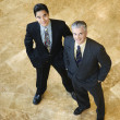 Two Confident Businessmen — Stock Photo #9366144