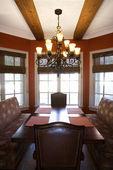 Elegant dining room. — Stock Photo