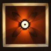 Ventilateur de plafond. — Photo