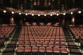 Empty Seats in Theater — Stock Photo