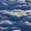 Aerial of clouds. — Stock fotografie