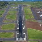 Maui, Hawaii airport. — Stock Photo #9425384