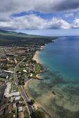 Maui coast. — Stock Photo