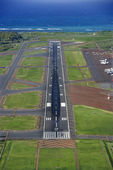 Maui, Hawaii airport. — Stock Photo