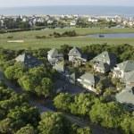 Coastal homes. — Stock Photo #9435504