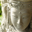 buddhist statue of kuan yin — Stock Photo