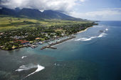 Maui coastline. — Stock Photo