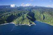 Hawaii coastline. — Stock Photo