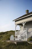 Coastal house. — Stock Photo