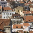 Royalty-Free Stock Photo: Aerial of Lisbon.