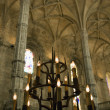 Mosteiro dos Jeronimos, Lisbon. — Stock Photo
