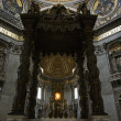 St. Peter's Basilica, Rome. — Stock Photo