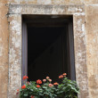Window exterior. - Stockfoto