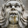 Stock Photo: Statue fountain.