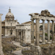 Roman Forum, Rome. — Stock Photo #9496676