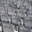 Foto Stock: Group of chairs.