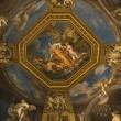 Ceiling fresco, Vatican. - Stockfoto