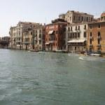 Grand Canal, Venice, Italy. — Stock Photo