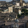 Rooftop view of Siena. - Stock Photo