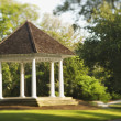 Stock Photo: Gazebo in Park