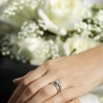 argollas boda — Foto de Stock