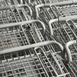 Shopping carts. — Stock Photo #9499214