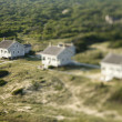 Aerial of beach homes. — Stock Photo #9499714
