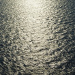 Sun on water. — Photo