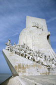 Monument to the Discoveries. — Stock Photo