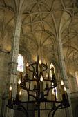 Mosteiro dos Jeronimos, Lisbon. — Stock Photo