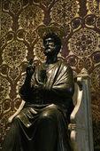 Statue de Saint Pierre. — Photo