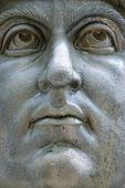 Constantine I statue. — Stock Photo