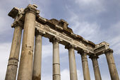 Roman Forum, Rome. — Stock Photo