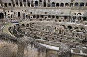 Coliseum, Rome, Italy. — Stock Photo