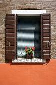 Exterior window. — Stock Photo