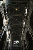 Cathedral of Siena. — Stock Photo