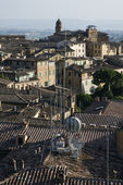 Rooftop view of Siena. — Stock Photo
