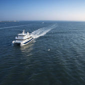 Passenger ferry boat. — Stock Photo