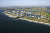Bald Head Island, NC. — Stock Photo