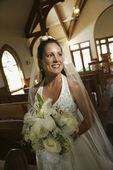 Bruden anläggning bukett. — Stockfoto