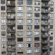 Apartment building, NYC. — Stock Photo