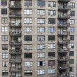 Apartment building, NYC. — 图库照片