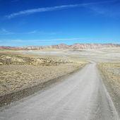 Dirt road, Cottonwood Canyon. — Stock Photo