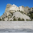 Stock Photo: Mount Rushmore Memorial.