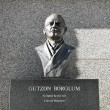 Sculptor Gutzon Borglum. - Photo