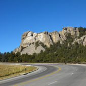 Mount Rushmore Memorial. — Stock Photo