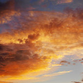 Sunset skyscape. — Stock Photo